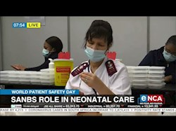 World Patient Safety Day | SANBS role in neonatal care