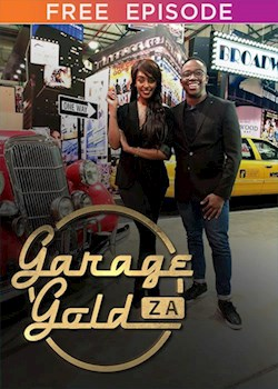 Garage Gold George Old Car Show (s3): ep 01