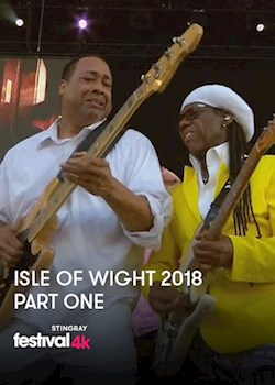 Isle of Wight 2018: Part one