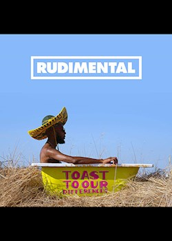 Rudimental - Toast To Our Differences (ft. Shungudzo, Protoje & Hak Baker)