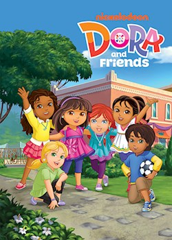 Dora and Friends (s1): ep 01