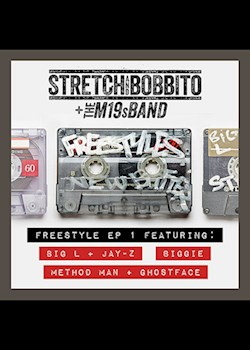 Stretch and Bobbito, The M19s Band & Notorious B.I.G. - Biggie Freestyle (Remix)