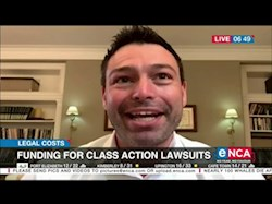 Funding for class action lawsuits